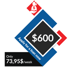 $600 Online payday loan